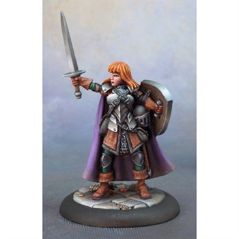 Caerindra Thistlemoor, Female Fighter
