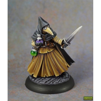 Brother Lazarus, Plague Doctor