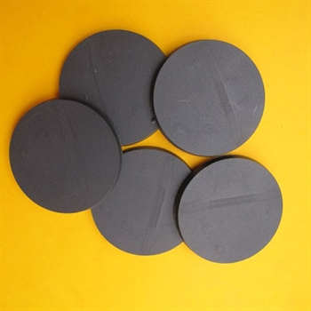 40mm Round Closed Bases (5)