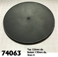 130mm Gargantuan Round Monster Base 5 inch