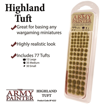 Highland Tuft (77 Tufts)