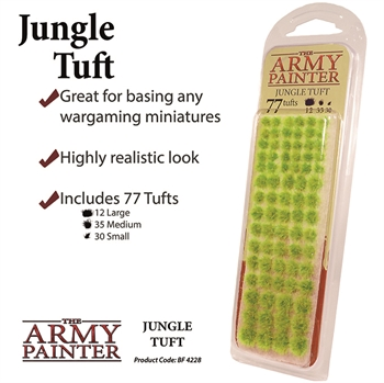 Jungle Tuft (77 Tufts)
