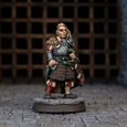 Haelga Grimdottir, Watch Captain