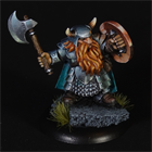 Borin Ironbrow, Dwarf Adventurer (Dungeon Dweller)