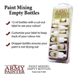 The Army Painter: Paint Mixing Empty Bottles (6)