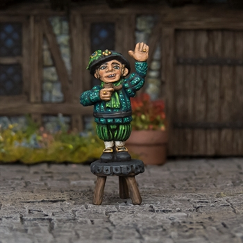 Littleton Proudcock, Innkeeper