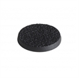 25mm Round Closed Textured Bases (10)
