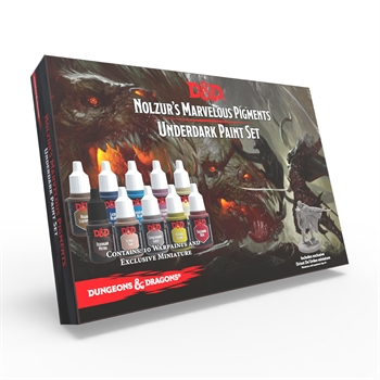 The Army Painter: D&D Underdark Paint Set