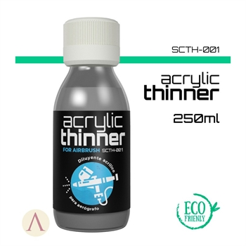 Scale 75 Acrylic Thinner (250ml)