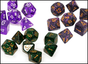 All RPG Dice Sets