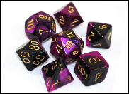 Gemini RPG Dice Sets