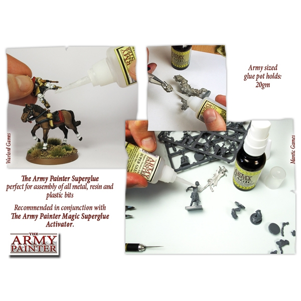 The Army Painter: Super Glue