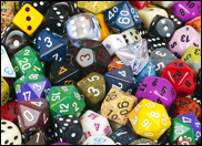 All RPG Dice