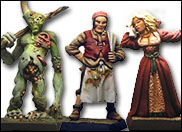 All Fenryll Miniatures
