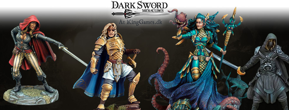 Dark Sword Miniatures at King Games