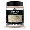 Light Brown Thick Mud (200ml)