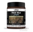 Brown Thick Mud (200ml)