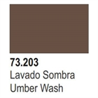 Vallejo - Wash: Umber Shade (Brown)