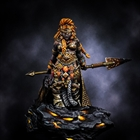 Vanja, Fire Giant Queen (Huge) (Bones)
