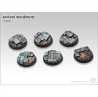 Ancient Machinery - 25mm Round Bases