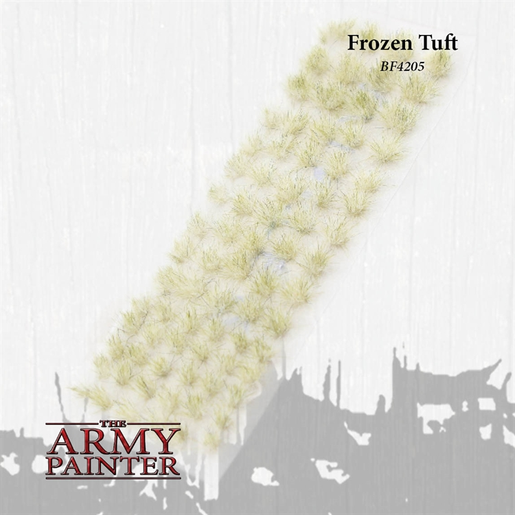 Frozen Tuft (77 Tufts)