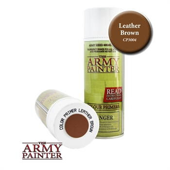 Leather Brown Undercoat
