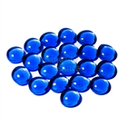 Blue Glass Stones (20)