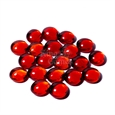 Red Glass Stones (20)