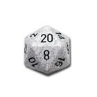 Large D20 - Speckled Arctic Camo