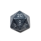 Large D20 - Speckled Hi-Tech