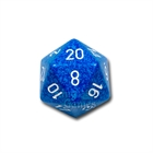 Large D20 - Speckled Water