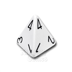 D4 - White/Black (Single)