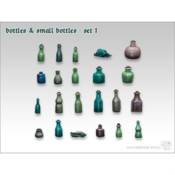 Bottles and Small Bottles #1 (22)