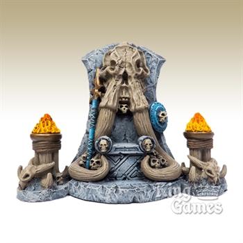 Buy Barbarian Throne At King Games Miniatures Board