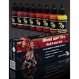 Scale 75 - Blood and Fire - Red Paint Set