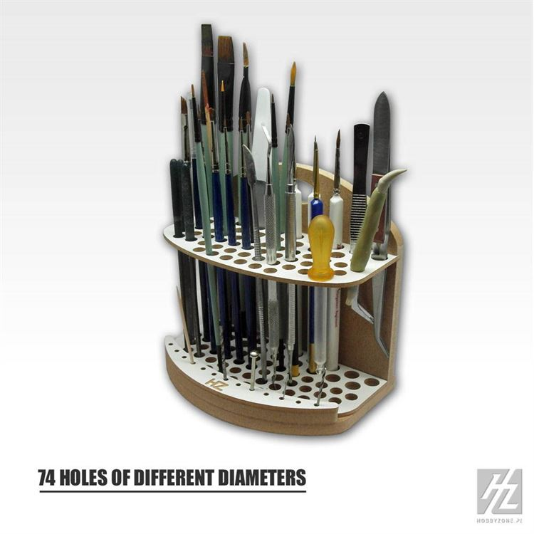 Brushes and Tools Holder
