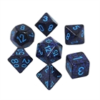 Speckled: Cobalt 7-Die Set