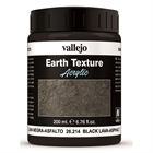 Black Lava-Asphalt - Earth Texture (200ml)