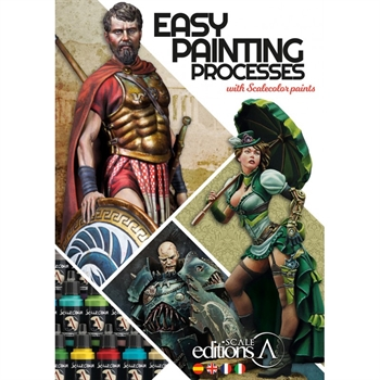 Easy Painting Processes - Scale 75