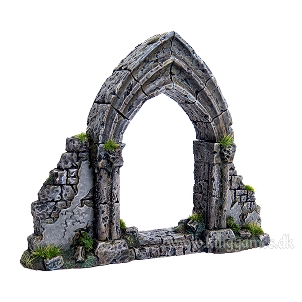 Buy Ruined Gothic Archway At King Games Miniatures