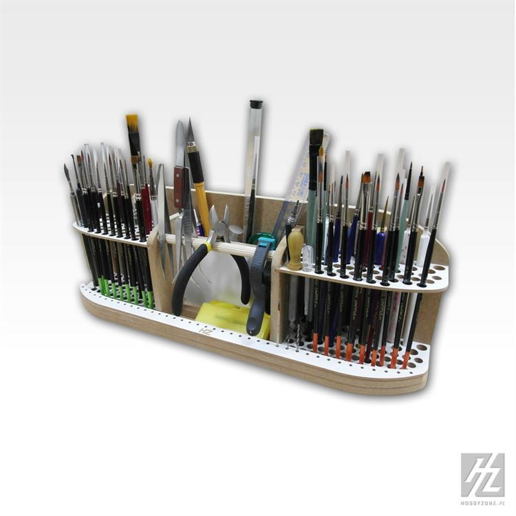 Large Brushes and Tools Holder