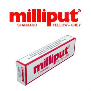 Milliput: Standard Yellow-Grey - Epoxy Putty