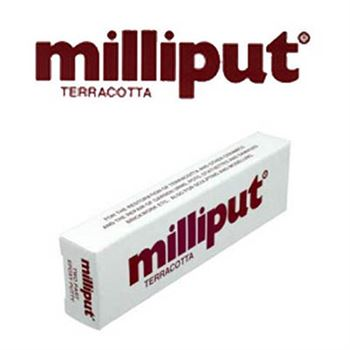 Milliput: Terracotta - Epoxy Putty