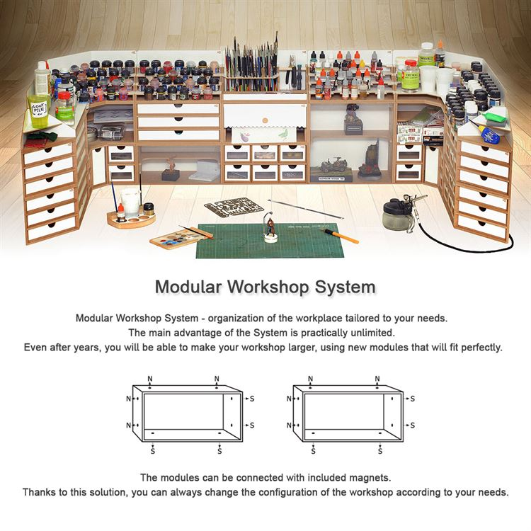 Modular Workshop System