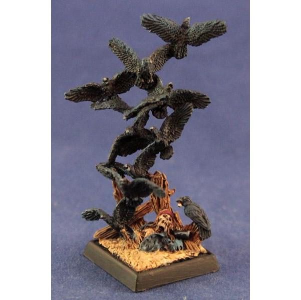 Murder of Crows Dark Heaven Legends Miniature by Reaper