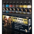 Scale 75 - NMM Copper & Gold Paint Set