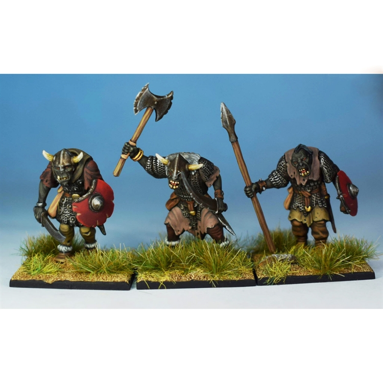 Buy Goblin Infantry 30 At King Games Miniatures Board