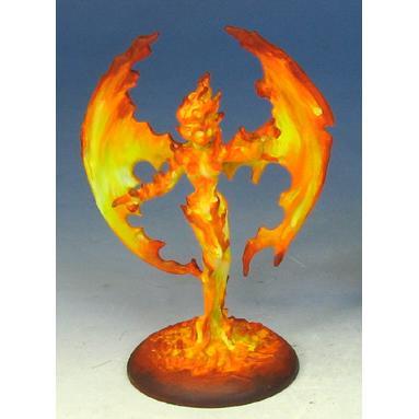 Buy Fire Elemental (Medium) at King Games - Miniatures ...