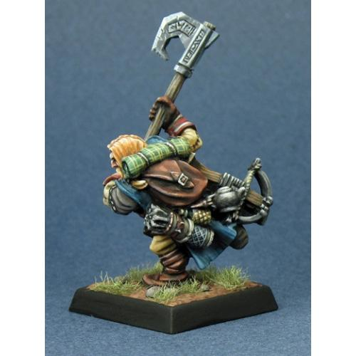 Harsk, Iconic Male Dwarf Ranger