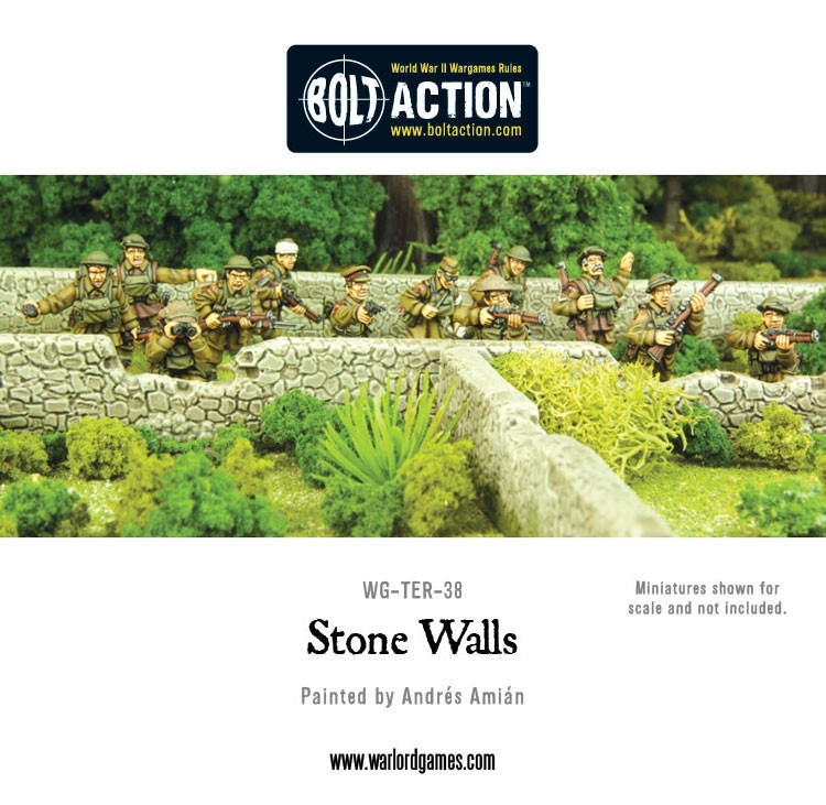 Stone Walls (Plastic Set)